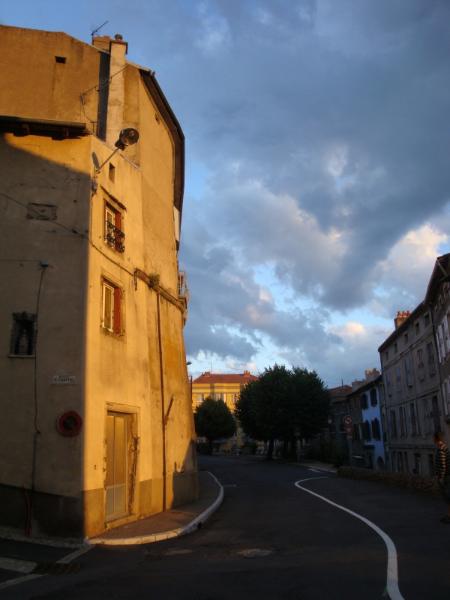 Le Monastier sur-Gazelle, Rue Langlade