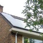 zonnestroomfabriekje